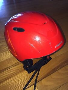 Head ski helmet -- size xs childs