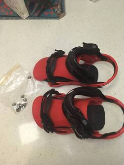 Flux RK Snowboard Bindings