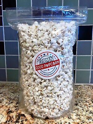 Gluten Free Pickles - Dill Pickle Popcorn by Damn Good Popcorn Large 8 oz Bag Gluten Free
