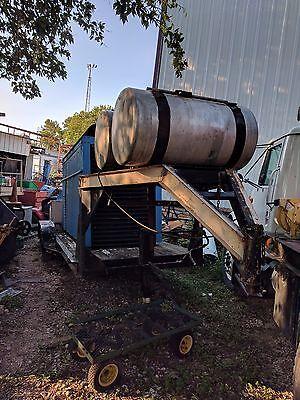 125 Kw Kohler Generator With Gooseneck Trailer 75 45 Kva 480v Transformers