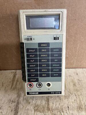 Tenma 72-370 Multimeter Used