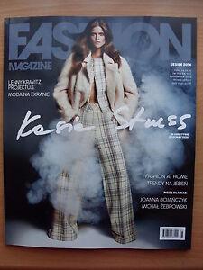 FASHION MAGAZINE,Poland - Autumn 2014,KASIA STRUSS on front cover in.Magda Jasek - Czestochowa, Polska - FASHION MAGAZINE,Poland - Autumn 2014,KASIA STRUSS on front cover in.Magda Jasek - Czestochowa, Polska