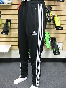 NEW ADIDAS Condivo 14 Men's Training Pant - Black/White; Size Small  G80820