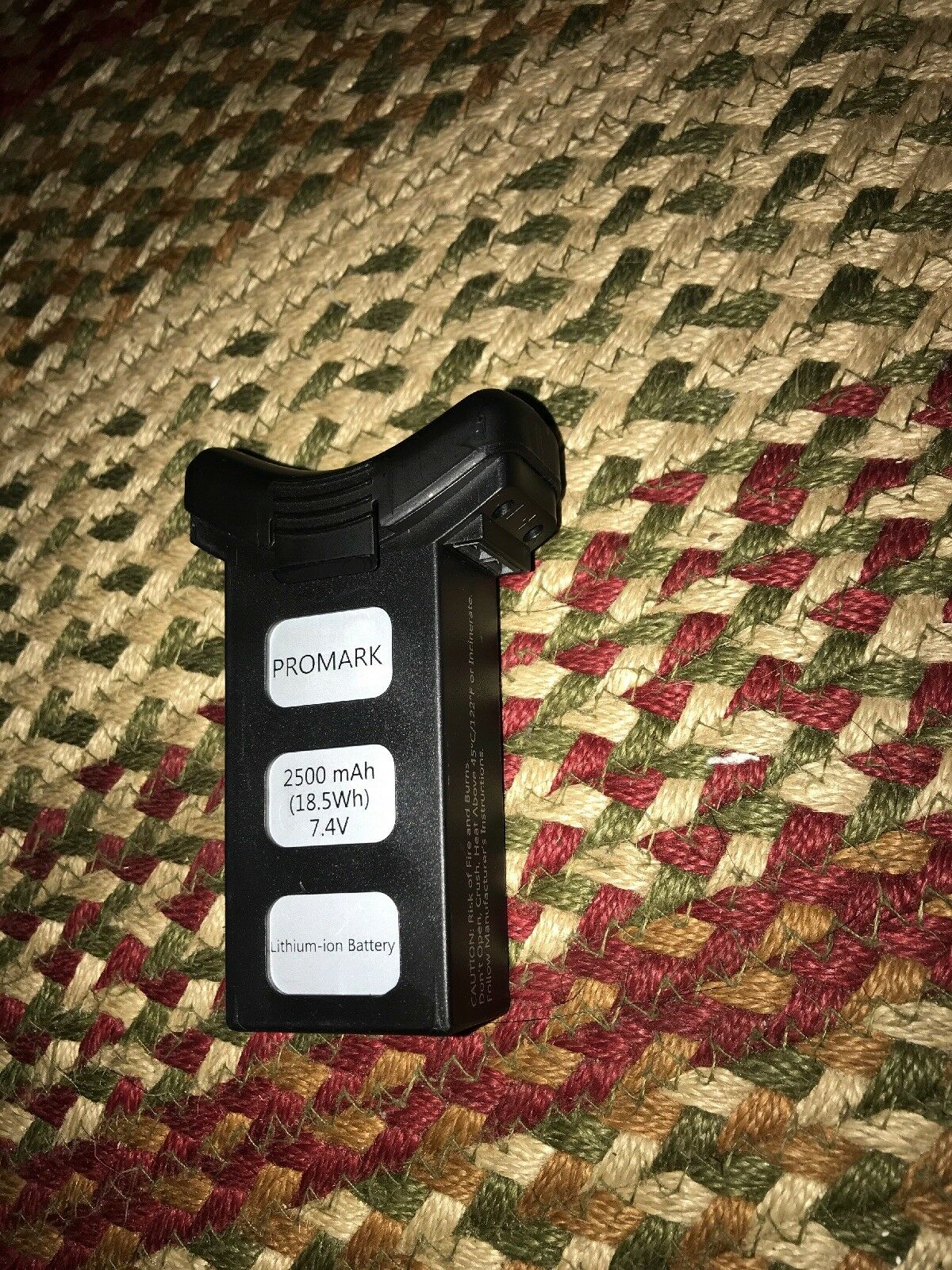 Promark GPS Shadow Drone Battery OEM DS 8540852S 2500mAh 74V replacement P70