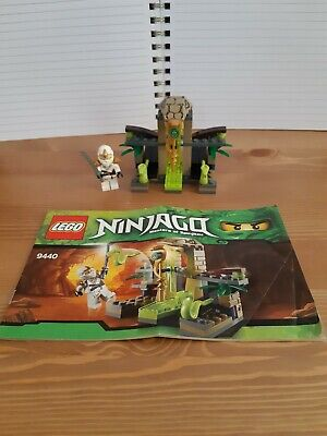 Lego Ninjago- Venoman Shrine (9440)