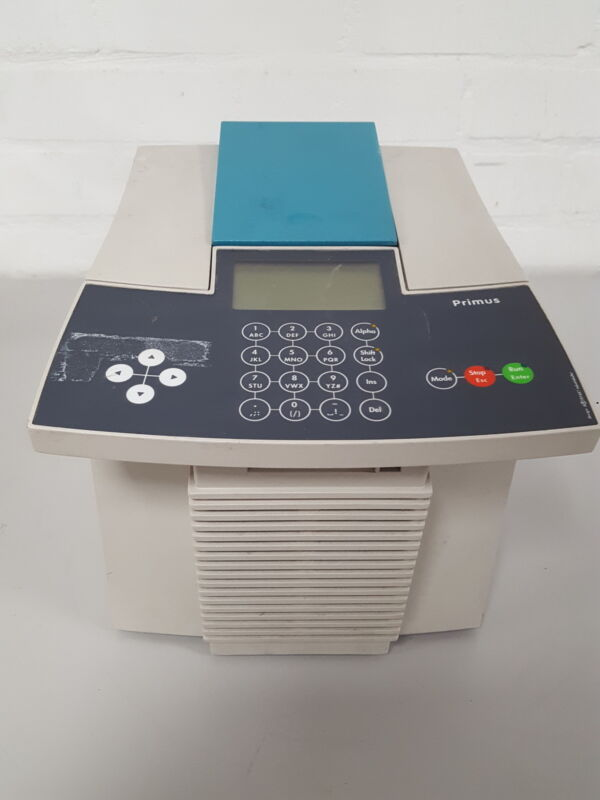 Biotech Primus 25 Thermal Cycler PCR DNA Lab