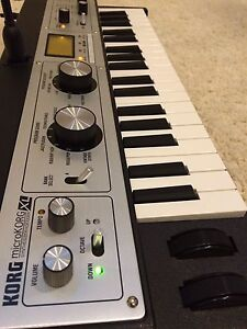 KORG microKORG XL Synthesizer/Vocoder