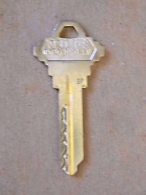 Schlage Primus Level 1 Control Key Blank- Ep Keyway