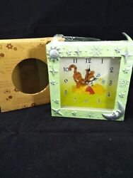 Disney Winnie The Pooh Battery Operated 6 Wall Clock
