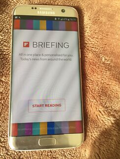 Wanted: Almost brand new !!samsung s7 edge