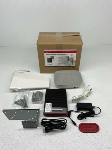 weBoost Installed | Home Complete (474445) Cell Phone Signal Booster Kit