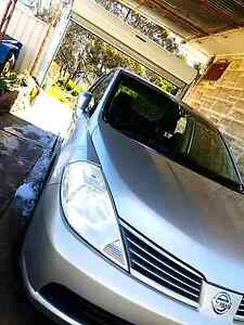 Nissan ST Tiida - Silver 2006 Model - Good Condition! Ingle Farm Salisbury Area Preview