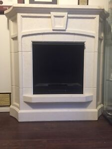 Fireplace Used With Gel Fuel