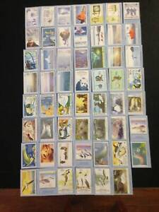 Australia Post STAMP FACTS Collector Cards. Series 1 and 2 $1.00 each