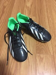 Size 4.5 adidas cleats