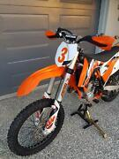 2015 KTM450SX-F Burpengary Caboolture Area Preview