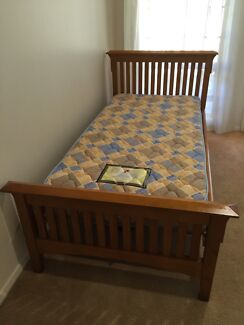 Single Bedroom Suite (bed, mattress, side table & chest of draws) Appin Wollondilly Area Preview