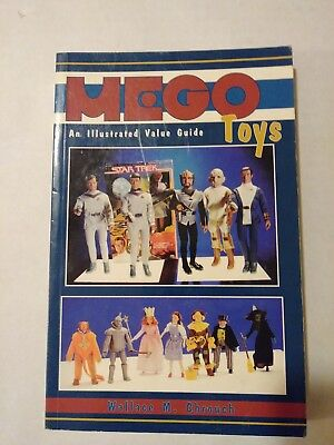 Illustrated Value Guide - MEGO TOYS AN ILLUSTRATED VALUE GUIDE BY WALLACE M. CHROUCH 1995