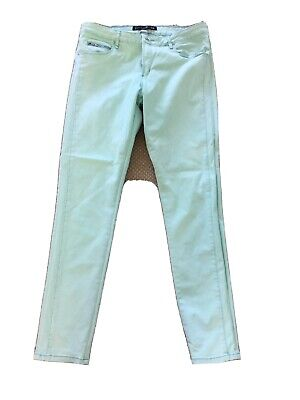 Mint Slim Jeans By Jag Size 16