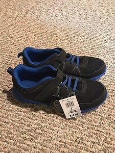 Brand New!  Size 4 Boys Sneakers