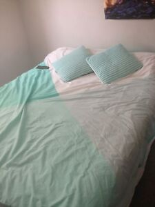 Queen sized bedding sheets and pillows Coogee Eastern Suburbs Preview