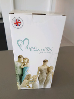 More Than Words Sculpture Figurine