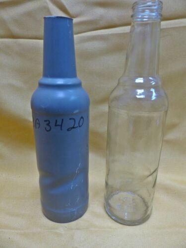 RARE Pepsi Brand Trial Cast & Soda Bottle Mold/Trial Anchor Glass Company