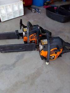 2x mcculloch chainsaw Glenwood Blacktown Area Preview