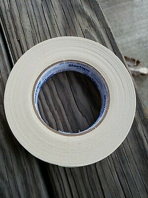 Shurtape Double Faced Crepe Paper Tape Df63 24mm X 33m .94 X 36 Yds Natural