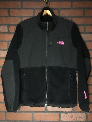 The North Face Denali Fleece Breast Cancer Awareness Jacket Women's Size Large