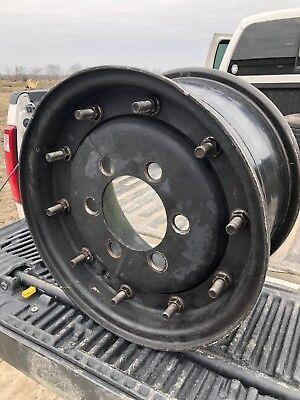 Wheel M35A3 Super Single Duce & Half 2.5 ton 6x6 Used for sale  Bells