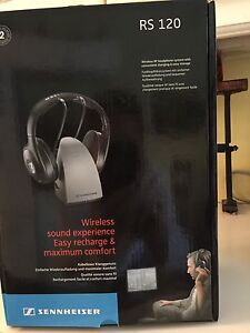 Sennheiser headphones