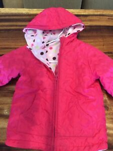 Carters reversible Spring/Fall Jacket size 5/6