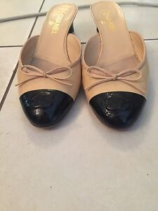 CHANEL KITTEN HEELS Burwood Burwood Area Preview