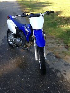 110 Yamaha dirt bike