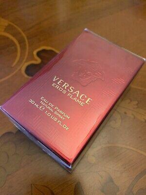 Versace Eros Flame Eau de Parfum 30ml Spray Men's - BRAND NEW!  EDP - For Him