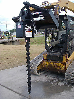 Bobcat Skid Steer Attachment Lowe 750 Hex Classic Auger With 4 Bit - Ship 199