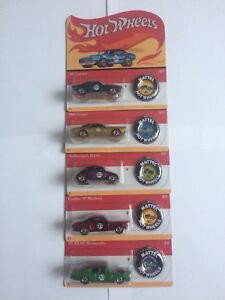 Hot wheels 50th anniversary series complete Set