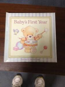 BABY'S FIRST YEAR book Marion Marion Area Preview
