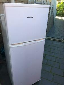 Hisence 221 Litre Freezer Fridge -- Free Delivery