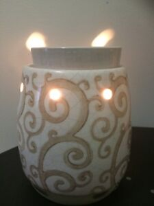 Scentsy scented warmer