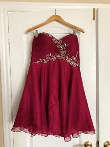 Evening Dress/Gown, size 12, brand new with tags