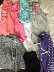 Girls size 8-10 lot