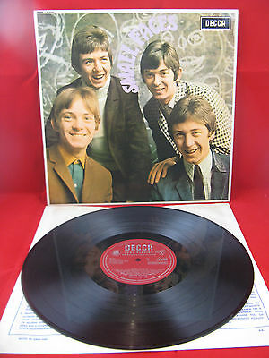 "SMALL FACES - ""SMALL FACES"" - UK DEBUT LP 1st DECCA MONO UNBOXED - MINT/NM"