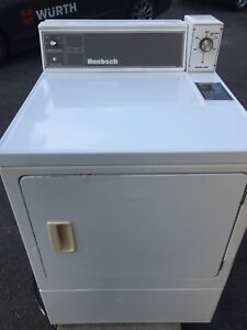 2 Commercial Cloths Dryers