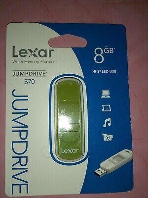 Lexar - Clé USB - 8 GB