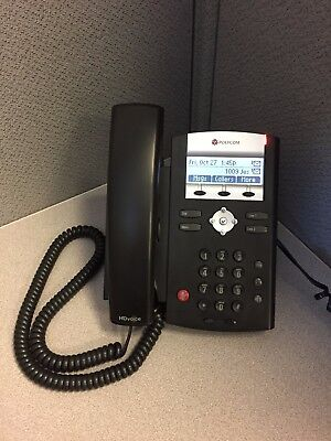 Polycom Soundpoint Ip 335 Business Phone Voip 2201-12375-001
