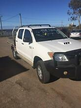 2008 Toyota Hilux Ute Port Lincoln Port Lincoln Area Preview