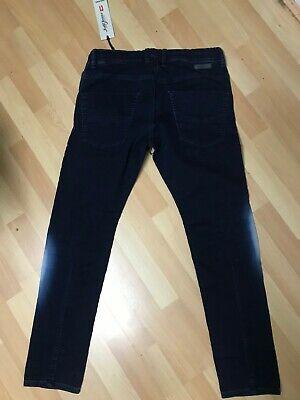 Paddock/'s Jeans Skinny Lucy w32 l32 donna stretch pantaloni rinsed MID RISE SLIM FIT