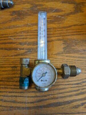Genre Genstar Argon Regulator Tig Welder Mig Co2 Compressed Gas Regulator Vtg